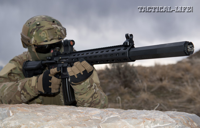 Heckler & Koch MR556A1-SD and MR762A1-SD Rifles