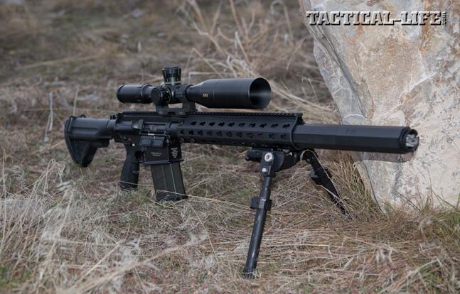 Heckler & Koch MR556A1-SD and MR762A1-SD Rifles