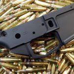 Incendia Arms Billet AR-15 Lower Receiver