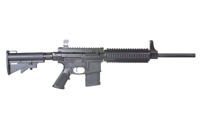 JARD J16 AR-15 Upper w/Folding Stock