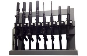 LEID Products SmartRail Gun Rack