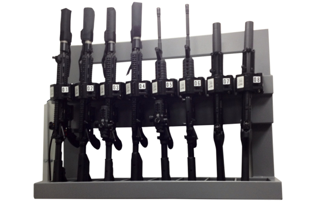 LEID Products SmartRail Gun Rack