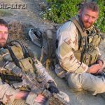 Lt. Michael Murphy and PO2 Matthew Axelson in Afghanistan