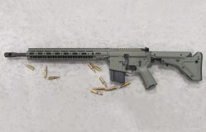 Precision Firearms Arion Type 1 6.5mm Grendel Rifle