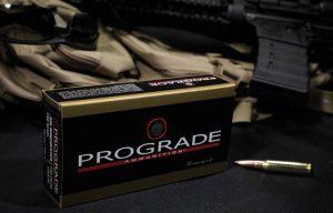ProGrade Ammunition Tactical Grade