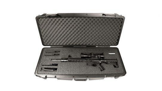Quick Fire Cases QF600 AR15/Carbine 1 Rifle Case