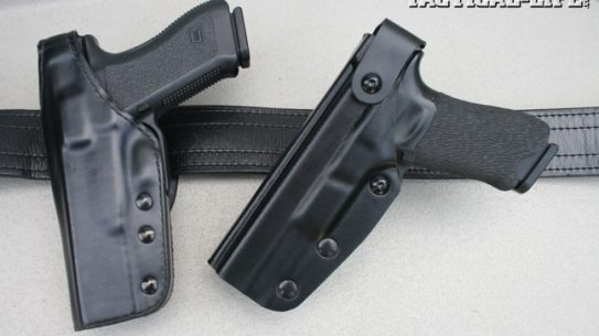 Gould & Goodrich Double Retention Duty Holster