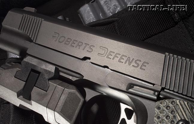 Roberts Defense Dark Ops Pro .45 ACP Pistol