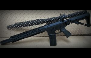Shadow Ops Weaponry SHDW-300SLT Intergrally Silenced Full Rifle System