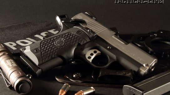 Springfield EMP 9mm Pistol: Duty Backup