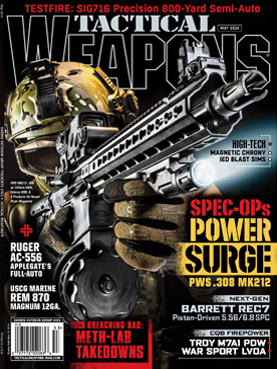 TACTICAL WEAPONS MAY 2014