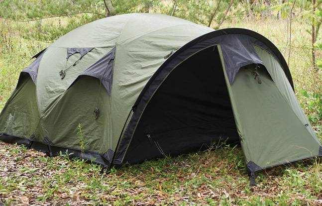 The Cave - Four Person Tent from Snugpak & The Cave - Four Person Tent from Snugpak | New Product