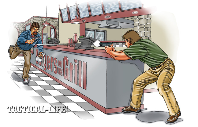 Fast Food Terror | 'It Happened to Me': 15 True Gun Stories from Law Enforcement
