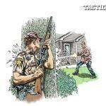 Psycho's AK-47 Firestorm | 'It Happened to Me': 15 True Gun Stories from Law Enforcement