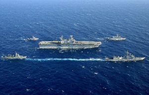 The U.S., Israel and Greece will soon begin Noble Dina 2014, an annual, two-week naval exercise in the Mediterranean Sea.