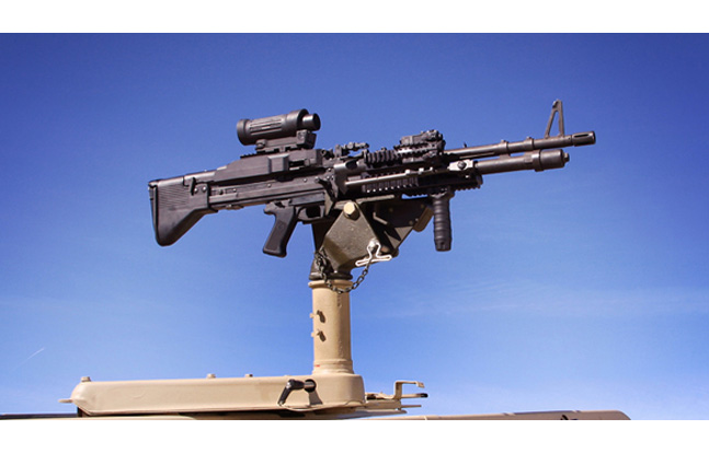U.S. Ordnance M60E6 7.62mm Machine Gun