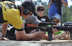 The U.S. Army Marksmanship Unit (USAMU) is accepting applications for the annual Advanced Junior Rifle Camp.