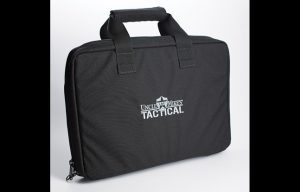 Uncle Mike's Tactical Pistol Case
