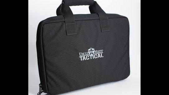 Uncle Mike's Tactical Pistol Case