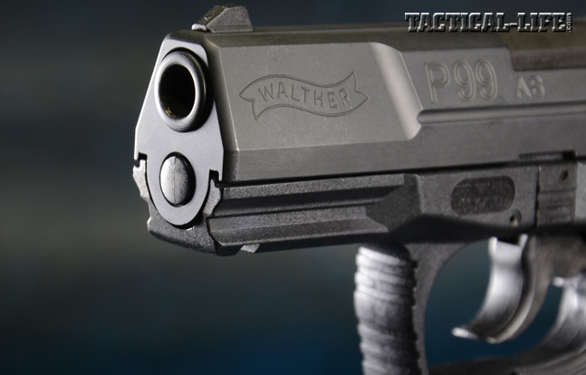 Walther P99 AS 9mm Pistol | Gun Review