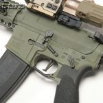 War Sport LVOA-S 5.56mm Rifle
