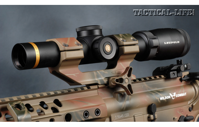 Wilson Combat 5.56mm Paul Howe Tactical Carbine Optic