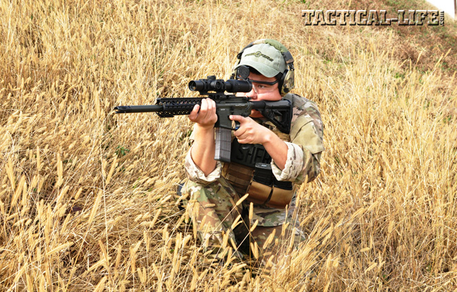 Wilson Combat Recon Tactical .458 SOCOM Rifle