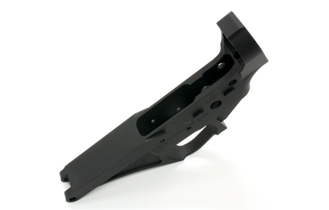 Zel Custom BR-15B Billet Single Shot Lower Receiver