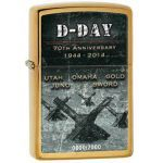 Zippo D-Day 70th Anniversary Commemorative Lighter