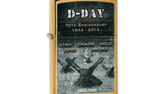 Zippo D-Day 70th Anniversary Commemorative Lighter