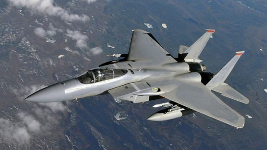 The US has announced plans to send a KC-135 refueling tanker and six additional F-15s to the Baltics to shore up NATO's Air Policing mission in the region.