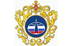 Russia is planning to invest 2 trillion rubles (US $55.6 billion) for new weapons and armaments to upgrade its Aerospace Defense Forces (VKO), emblem pictured here.