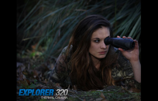 Night Optics Explorer 320 Thermal Camera | 24 new optics for 2014