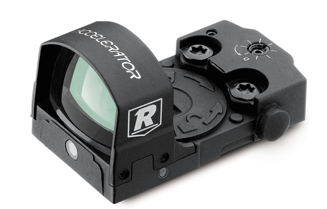 Redfield Accelerator Reflex Sight | 24 new optics for 2014