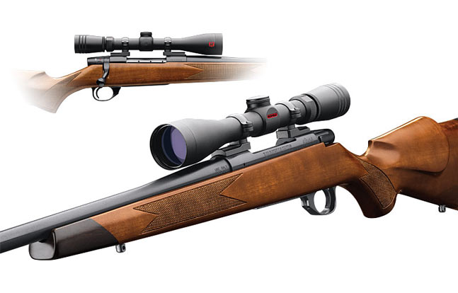 Redfield Revolution/TAC 3-9x40mm Riflescope | 24 new optics for 2014