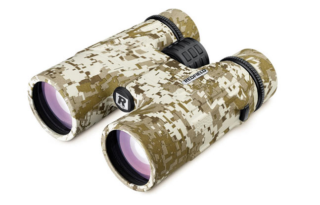 Redfield Battlefield 10x42mm Roof Prism Binoculars | 24 new optics for 2014