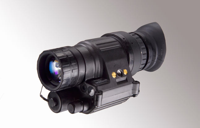 Exelis Night Enforcer Fusion | 24 new optics for 2014