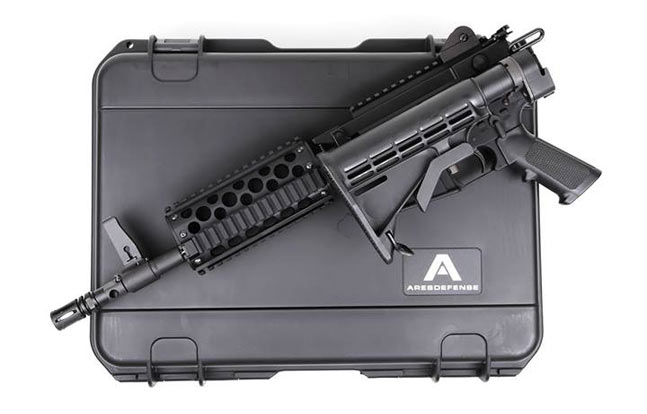 ARES Defense ARES-16 Sub-Carbine