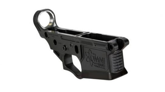 ATI Omni Hybrid Lower Receiver