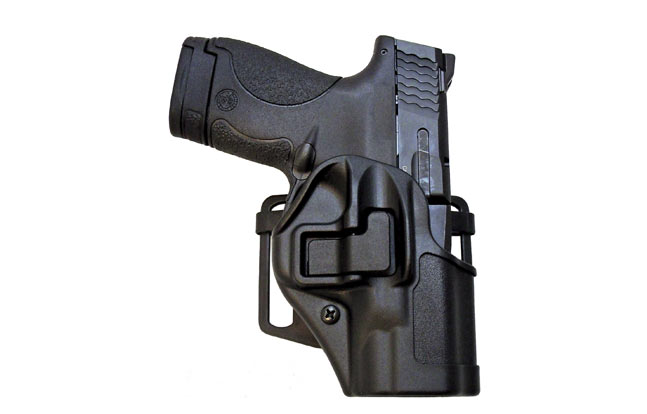 BLACKHAWK! SERPA Holsters for S&W M&P Shield and Glock 42