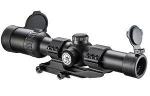 Barska AR6 1-6x24 IR Riflescope