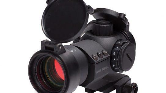 Bushnell Elite Tactical CQTS 1x 32mm Red Dot Sight