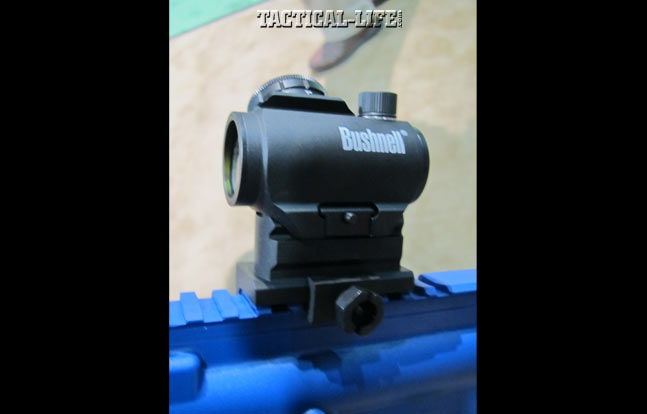 Bushnell TRS-25 HiRise | 25 New Reflex Sights For 2014