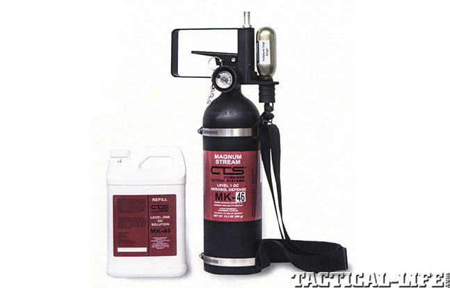 Top 25 Less-Lethal Products For 2014 - CTS Rapid Recharge MK-46