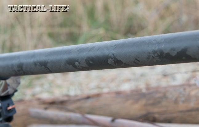 Proof Research Tac II 6.5 Creedmoor Rifle carbon fiber wrap