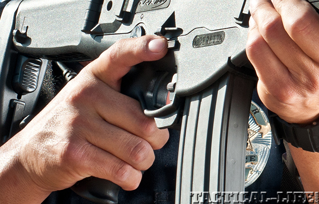 Top 10 Beretta ARX100 Features - Ambidextrous Controls