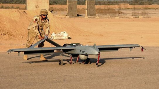 DARPA wants to repurpose old drones like the RQ-7 Shadow into wi-fi hotspots.