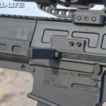 DRD Tactical Paratus Gen 2 7.62mm Rifle charging handle open