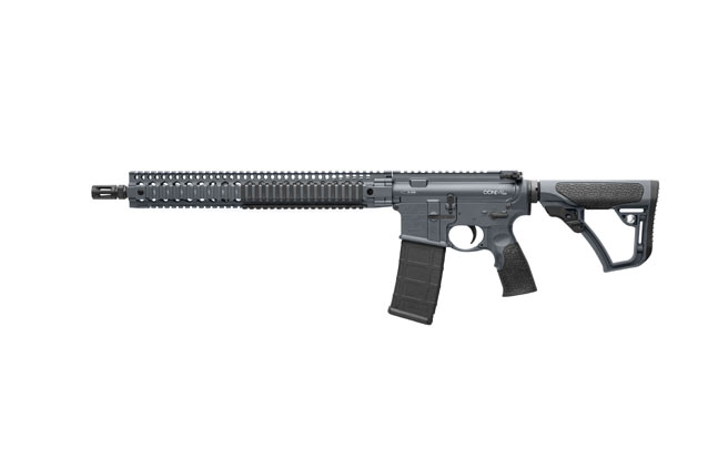 Daniel Defense DDM4v9LW with Tornado Cerakote Finish