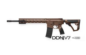 Daniel Defense Mil-Spec+ DDM4v7